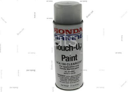 honda 08707 uca150 clearcoat paint boats net