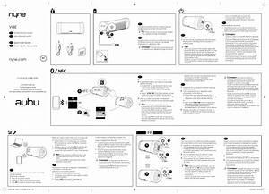 Nyne Multimedia Nynevibe Bluetooth Speaker User Manual
