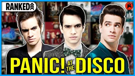 Best Panic At The Disco Album Every Panic At The Disco Album Ranked Worst To Best