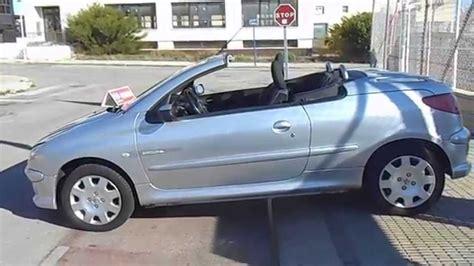 siege 206 quicksilver 2005 peugeot 206 c c cabrio quicksilver 1 6i 5995