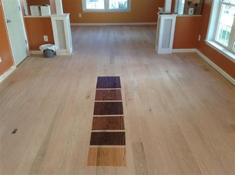 Staining Hardwood Floors Darker by Floor Restaining Hardwood Floors Darker Amazing On Floor