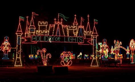gallery the holiday of lights at the del mar fairgrounds