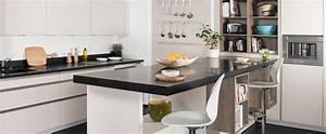 Darty Cuisine équipée : cuisine sur mesure moderne finition ultra mat siena darty ~ Premium-room.com Idées de Décoration