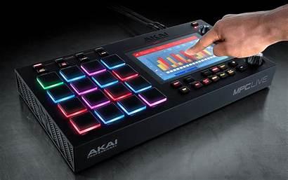 Mpc Akai Professional Standalone Sampler Audio Production