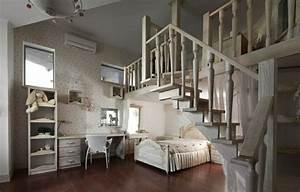 Idee De Deco Pour Chambre : idee decoration chambre ado ~ Melissatoandfro.com Idées de Décoration