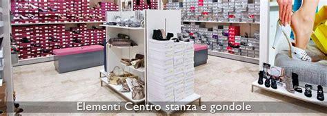 scaffali per scarpe gondole per negozi e scaffali a gondola effe arredamenti