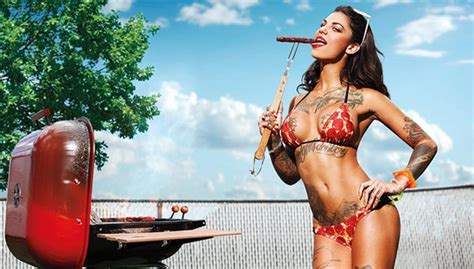 Inked Mag The Bonnie Rotten Interview Tattoo Ideas Artists And Models
