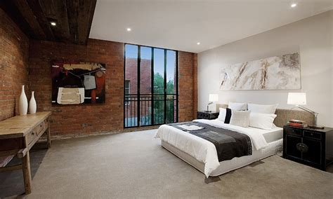 industrial style bedroom industrial style home