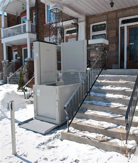 vertical platform lift solutions for your home bridgeway