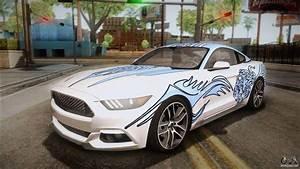 Ford Mustang Gt 5 0 : ford mustang gt 2015 5 0 pj for gta san andreas ~ Jslefanu.com Haus und Dekorationen