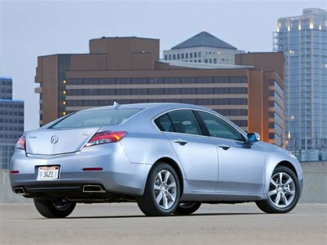 Acura Tl Reliability by Review 2012 Acura Tl The About Cars