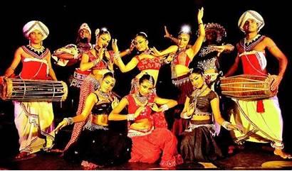 Sri Lanka Culture Lankan Dancers Clipart Folk
