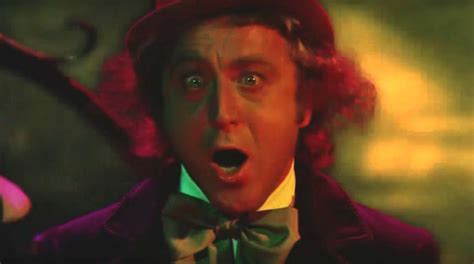 Boat Song Willy Wonka by Gene Wilder Dead Relive The Actor S Nightmarish Willy