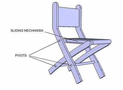 Chair Folding Mechanism Hdpe Batch Production