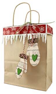 12 gifts of christmas day 3 gift bag topper pazzles craft room