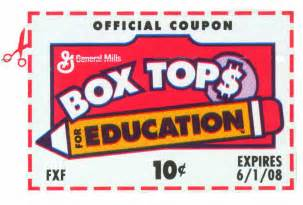 kitchen collection printable coupons box tops for education it 39 s more then just a of