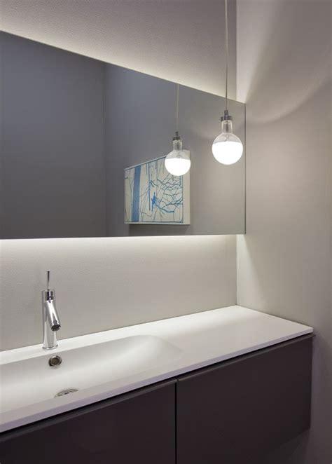 bathroom sink square the 25 best backlit mirror ideas on mirror
