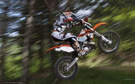 Download Wallpaper Ktm, Offroad, 250 Exc, 250 Exc 2012