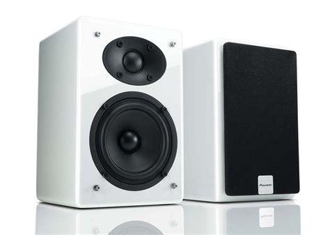 bluetooth shelf speakers pioneer 50w wireless bluetooth bookshelf speaker system