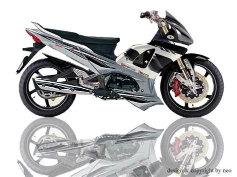 Honda Supra X 125 Fi Wallpapers by Design Honda Supra X 125 Modif Oto2 S Custom