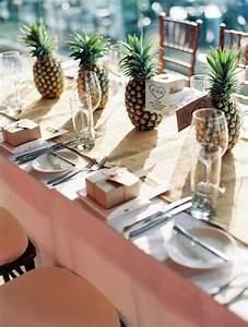 Deco Table Tropical : because im addicted pineapple decor ~ Teatrodelosmanantiales.com Idées de Décoration