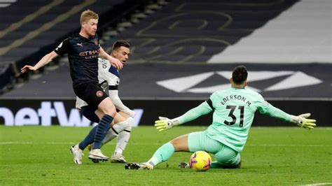 Tottenham Vs Man City: Menang 2-0, Spurs Gusur Chelsea ...