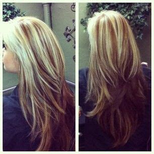Black On Bottom On Top Hairstyles by 1000 Images About On Platinum