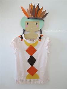Costume D Indien : la vie ordinaire d 39 une bretonne diy costume d indien sans couture jeux pour enfants ~ Dode.kayakingforconservation.com Idées de Décoration