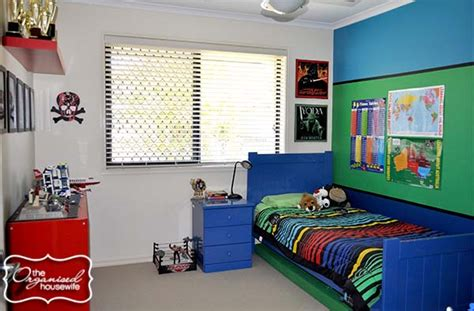 Budget Friendly Ideas For Decorating A Boys Bedroom