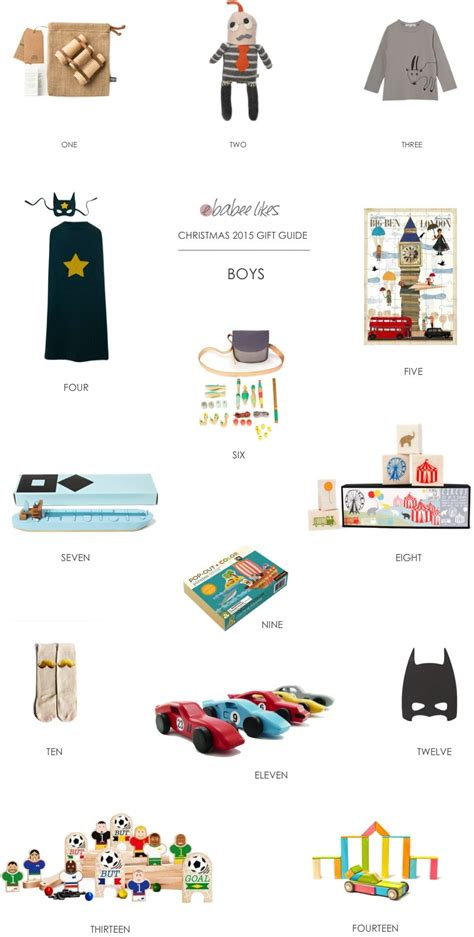 Ebabee Likeschristmas Gift Ideas For Boy By Ebabee