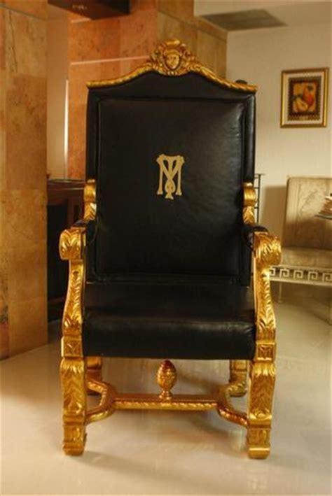 tony montana scarface chair