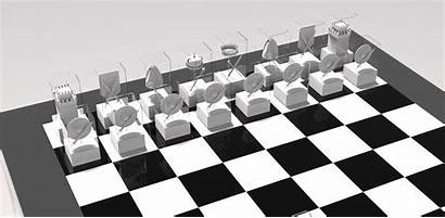 Chess Concept Checkmate Unique Behance