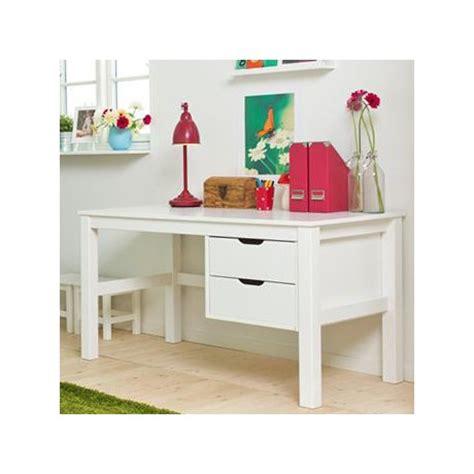 lit avec bureau pour fille bureau enfant à 2 tiroirs andrblcm12