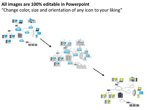 style technology  networking  piece powerpoint