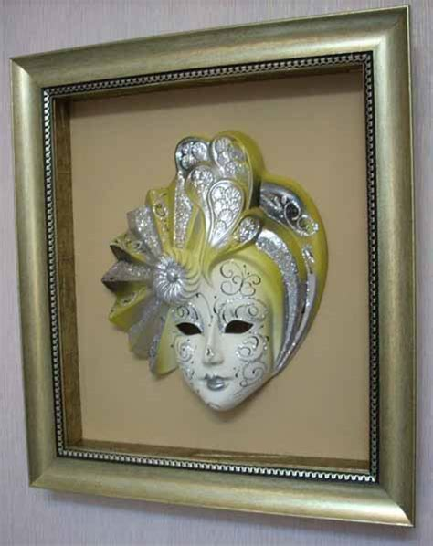 home interiors and gifts modern wall decoration with venetian masks made for a