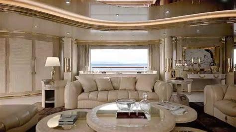 turri yacht project luxury interior design furniture