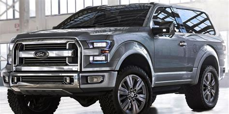New 2016 Ford Bronco Svt Price, Interior, Release Date