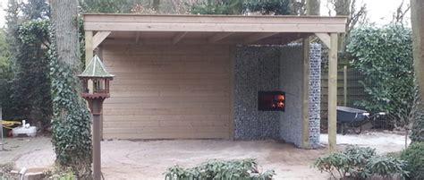 tuinhuis met open haard overkapping met open haard en56 belbin info