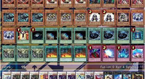 yugioh spellbook deck recipe yugioh deck recipes