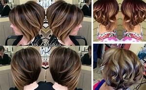 30, Stunning, Balayage, Hair, Color, Ideas, For, Short, Hair, 2021