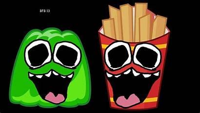 Bfb Gelatin Fries Dead