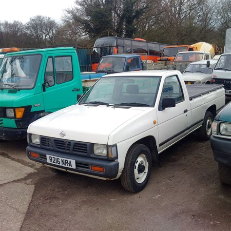 D21 Nissan by Nissan D21 2 5 Diesel 4 215 2 Up Simply Exports