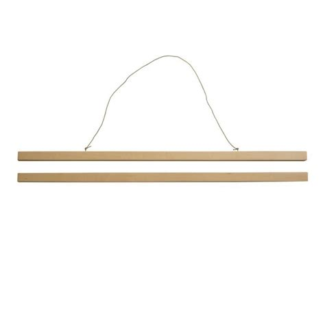 cadre magn 233 tique pour poster 50 cm a lovely company perlin paon paon