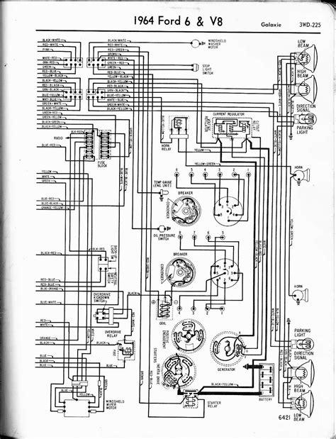 1965 ford galaxie 500 xl wiring diagram database