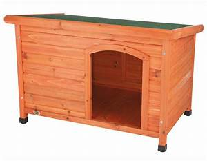 Weatherproof wood dog house large breed dog house for Large breed dog house