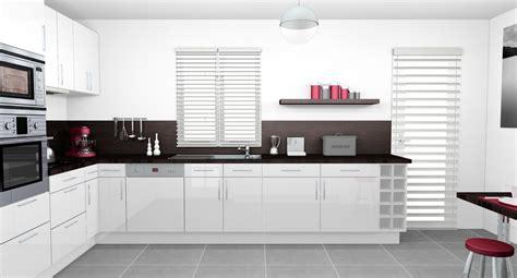 photo de cuisine moderne rideau pour cuisine moderne 28 images les derni 232