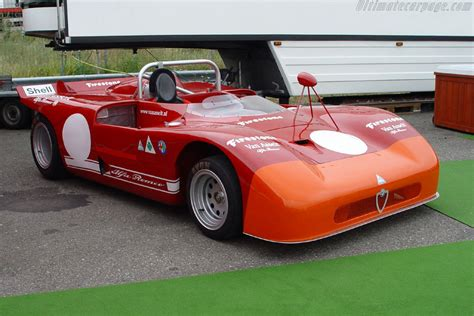 1971 Alfa Romeo T333 Spider  Images, Specifications And