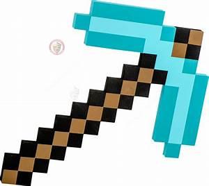Toys :: Toy Swords & Shields :: Minecraft Pickaxe Diamond