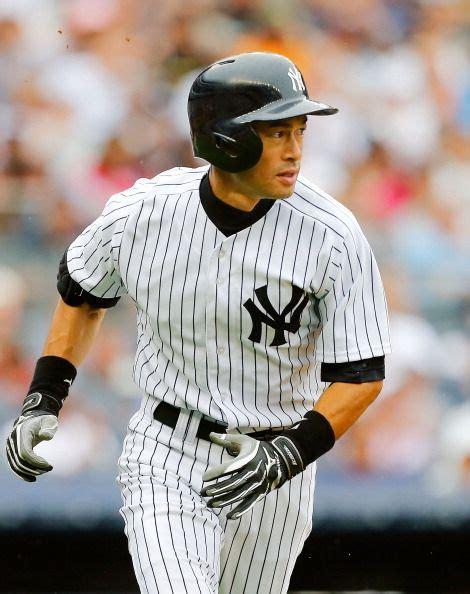 Ichiro Suzuki Number by Lot Detail 2013 Ichiro Suzuki New York Yankees Worn