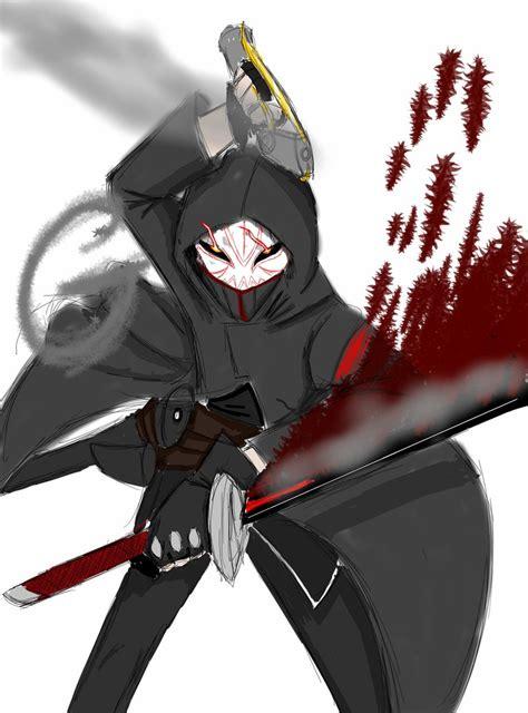 grimm hunter part   deathgrim  deviantart